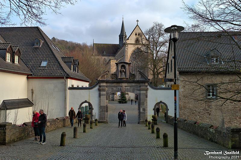 Altenberg Cathedral - Bernhard Saalfeld