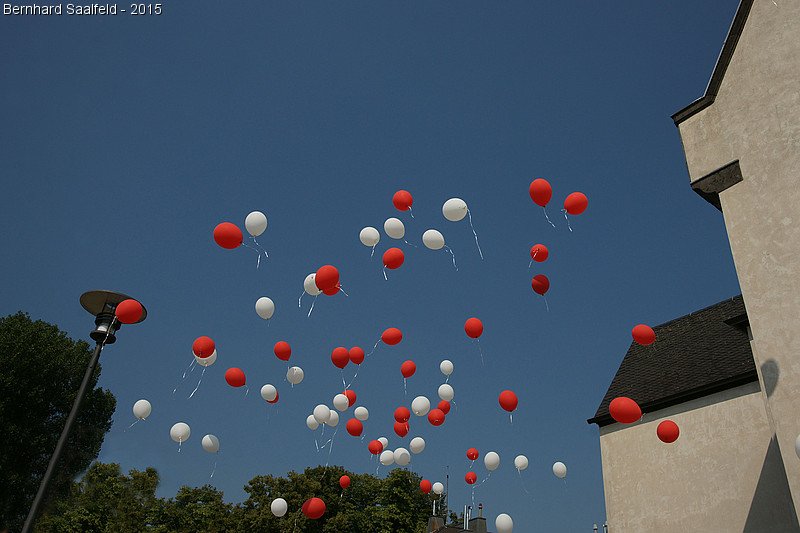 Ballons - Bernhard Saalfeld