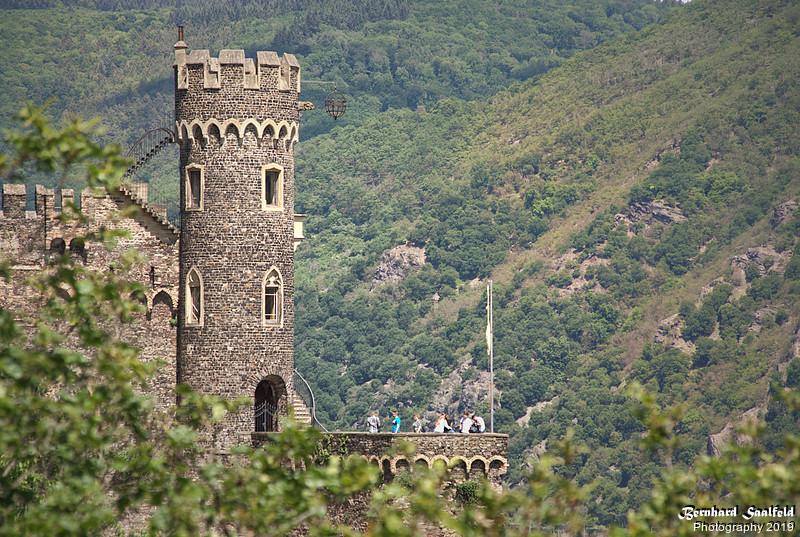 Burg Rheinstein - Bernhard Saalfeld