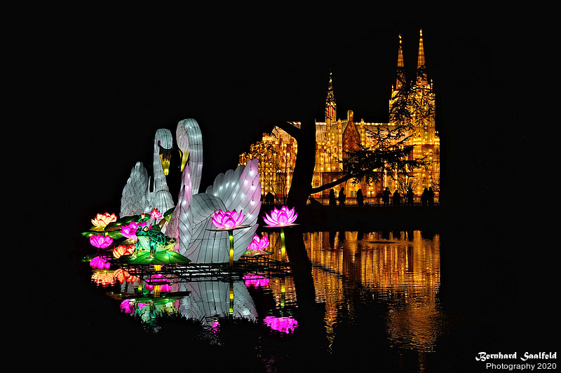 China Light Festival - Bernhard Saalfeld