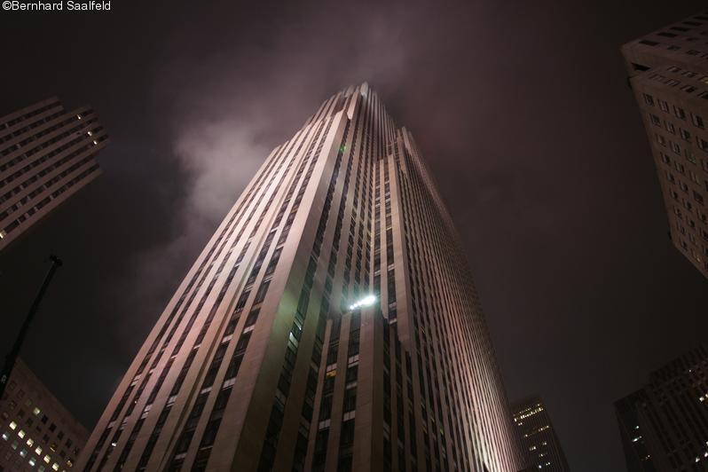 Rockefeller Center - New York - Bernhard Saalfeld