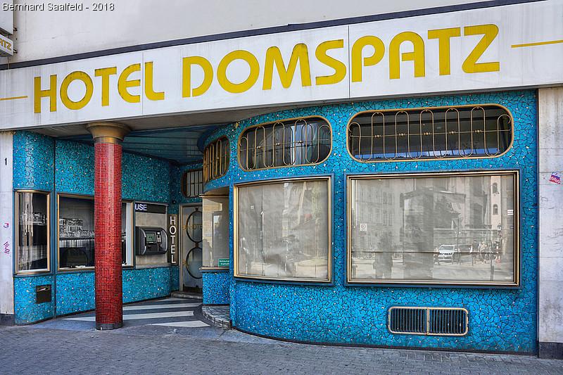 Hotel Domspatz - Bernhard Saalfeld