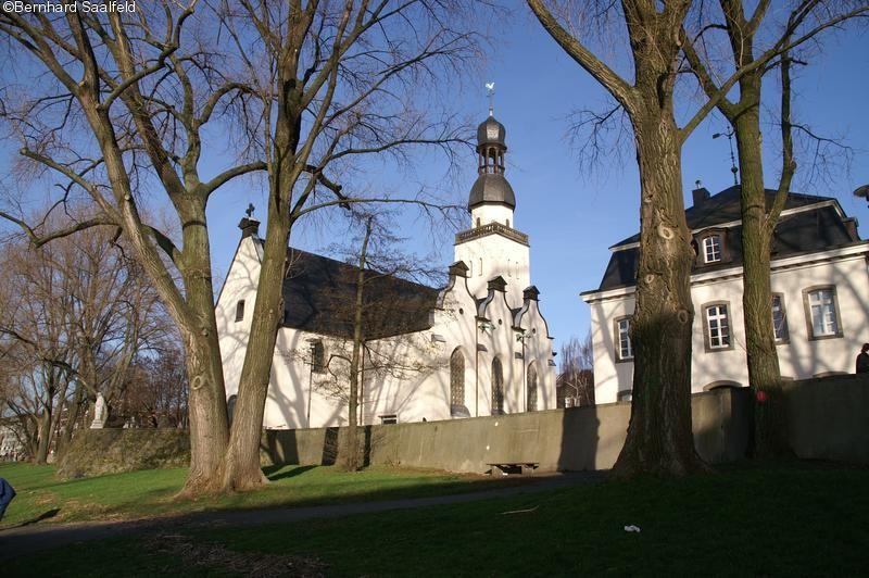 St. Clemens Kirche - Köln-Mülheim  - Bernhard Saalfeld