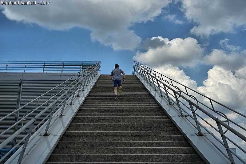 Stairway to heaven - Bernhard Saalfeld