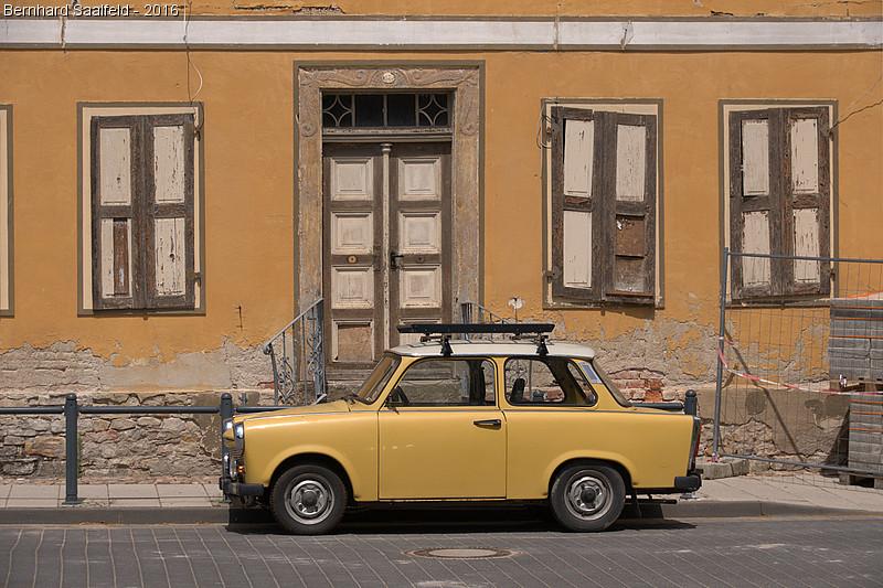 Trabant 601 - Bernhard Saalfeld