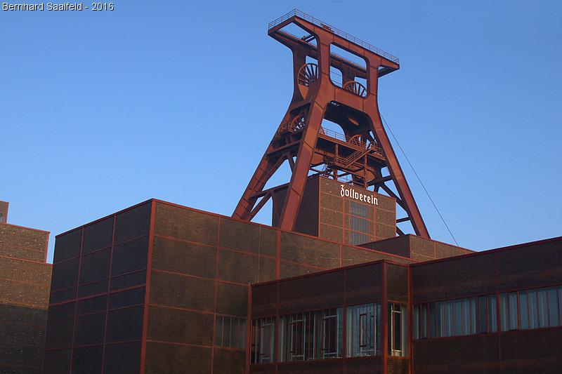 Zollverein - Bernhard Saalfeld